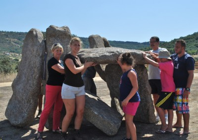 Hands on archaeology in the sacred landscapes of the Tagus International Park