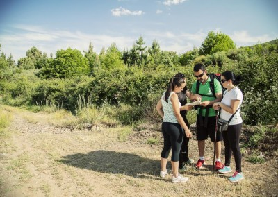 Orienteering challenge and photo rally: Be an explorer for a day!