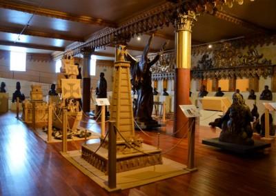 SANTA MARIA DE LAMAS MUSEUM